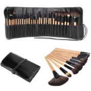 BESTOPE® 32Pcs Professional Makeup Brushes Cosmetic Makeup Set with Pouch Bag Case