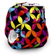 Rumparooz One Size Cloth Pocket Nappy Snap, Jewelled