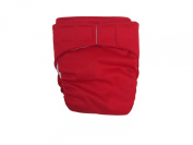 AMP Stay-Dry All In One Nappies Red Small 2.7-6.4kg