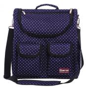 BININBOX Backpack Mummy Baby Nappy Nappy Bag Womens Shoulder bag Tote Handbag