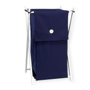 Koala Baby Folding Hamper - Navy