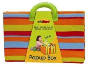 Edushape Large Pop-Up Fabric Toy Box
