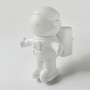 Astronaut Sensor Night Light Sound And Light Control Lamp By LookTarn