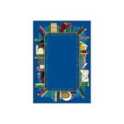 Joy Carpets Kid Essentials Language & Literacy Read to Succeed Rug, Multicoloured, 0.9m x 1.5m