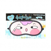 Cute Cartoon Cooler Bag Sleeping Goggles