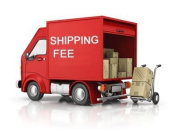 Shipping Fee, Product Customization Fee