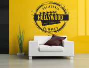 Wall Room Decor Art Vinyl Sticker Mural Decal Hollywood California Stamp AS1850