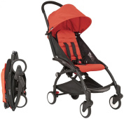 Babyzen YOYO Stroller - Black - Red