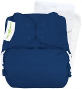 BumGenius Cloth Nappy - Stellar (Deep Blue) - One Size - Snap
