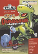 Orgran Kids Dinosaur Wholefruit Cookies Gluten Free Wild Berry -- 180ml