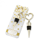 Kate Aspen Heart of Gold Bottle Stopper