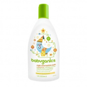 Babyganics Night Time Bubble Bath, Natural Orange Blossom 12 fl oz