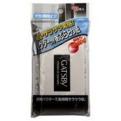 Gatsby Paper Powdered Oil Clear 70sheets