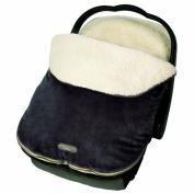JJ Cole Original Bundleme Bunting Bag, Black, Infant