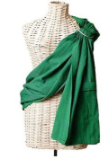 Maya Wrap Lightly Padded Ring Sling - Emerald