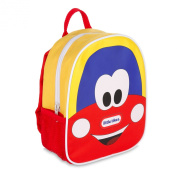 Little Tikes Backpack Harness, Cosy Coupe, Red/Yellow/Blue