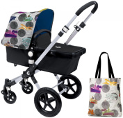 Bugaboo Cameleon3 Accessory Pack - Andy Warhol Transport/Royal Blue [Special Edition]