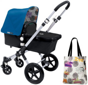 Bugaboo Cameleon3 Accessory Pack - Andy Warhol Royal Blue/Transport [Special Edition]