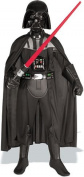 Star Wars Deluxe Darth Vader Deluxe Child Costume, Large