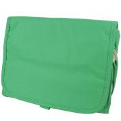 niceeshop(TM) Multi-function Foldable Portable Cosmetic/Wash Gargle Travel Organiser Bag-Green