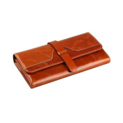 Kattee Vintage Women's Genuine Leather Wallet