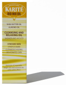 Bio Mix Oil - Cleansing and Relaxing Oil - with Shea Butter and Almond Bio Oils