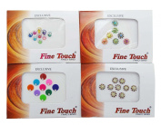 Forehead Bindi Sticker Self Adhesive Wedding Designer Bindi Gift India
