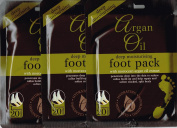 Multi Pack Deep Moisturising Foot Pack with Morrocan Argan Oil Extract