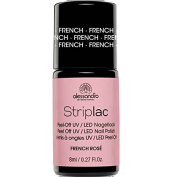 Alessandro Striplac - Vernis à ongle pour French manucure - Rose 8 ml