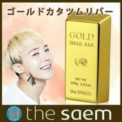The Saem - Gold Snail Bar - Soap - Facial Care