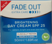 Fade Out Brightening Day Cream SPF25 50ml x 6 Packs