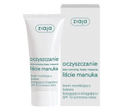 ZIAJA - MANUKA TREE EXTRACT - CLEANSING - MOISTURISING CREAM - SPF10 - 50ml