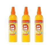 3 x Avon Naturals Kids hair Tamer/detangling spray x 200ml