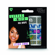 Little Mix Created By Elegant Touch Leigh Ann Nail Wraps