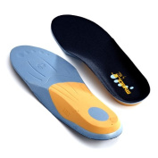 Mysole Shock Absorbing Running Insoles Comfort Activity Orthotics Arch Support