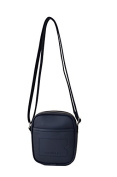 Blue crossbody bag for man, french brand Lacoste