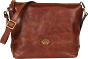 NOWI Messenger Bags 04222101-14 Brown