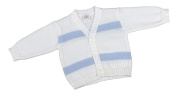 Baby Boys Boat Design 100% Knitted Cardigan