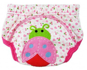 BuyHere Cute Unisex-baby Nappy, Large Size Beetle