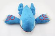 Pokemon Figure Water Type Kyogre Stuffed Plush Toy Doll 23cm