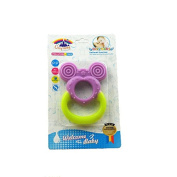 Onlybaby Silicone Teething Toys BPA Free Purple