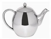 Sabichi Double Wall Teapot Tea Pot Stainless Steel Insulated Teapot Kitchen Gift