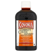 Covonia Chesty Cough Mixture Syrup Mentholated 300ml