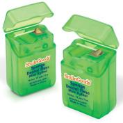 Practicon 7045200 SmileGoods Xylitol Mint Sponge Floss