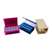3pcs 10 holes Dental FG Bur Burs Disinfection Autoclave Holder Block Blocks New by Superdental