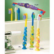 Practicon 707216 Child Suction Cup Toothbrushes