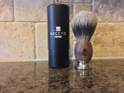 LIMITED TIME SALE BREETO 100% BEST BADGER MEN'S SHAVING BRUSH - Hand Crafted To Provide Smoothest and Cleanest Shave. Our Brushes Outperform Pure Badger, Boar Hair and Synthetic Shaving Brushes - Our Handles are Elegantly Designed Using the Finest Wood