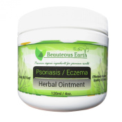 #1 TOP-RATED PSORIASIS / ECZEMA HERBAL OINTMENT - 100% ALL NATURAL - CERTIFIED ORGANIC - PREMIUM INGREDIENTS - PREMIUM RESULTS - BEST ECZEMA TREATMENT - BEST PSORIASIS TREATMENT