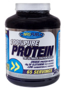 NRG Fuel 908 g Banana Pure Protein Supplement