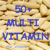 The Vitamin 50+ Multivitamins Plus